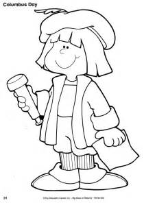 christopher columbus coloring pages 1000 images about christopher columbus theme on