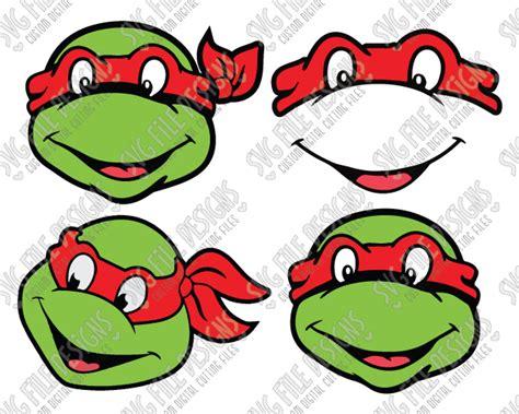 Mickey And Minnie Halloween Decorations Teenage Ninja Turtle Raphael Svg Cut File Set For
