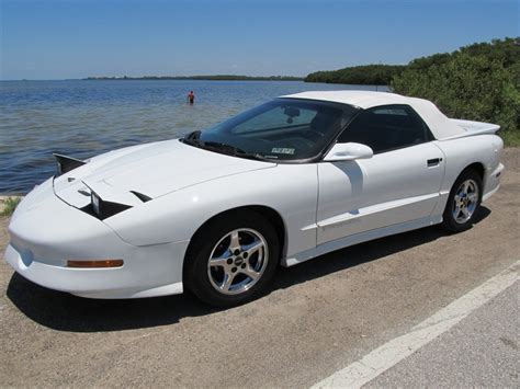 pontiac trans am convertible 1997 by owner new port richey fl 34654