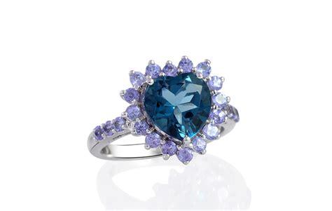 gemstone blue topaz jewelry information lc