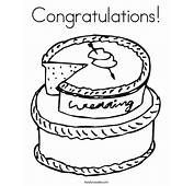 Congratulations Coloring Page  Twisty Noodle