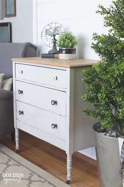 White Dresser With Wood Top by White Dresser Wood Top Bestdressers 2017
