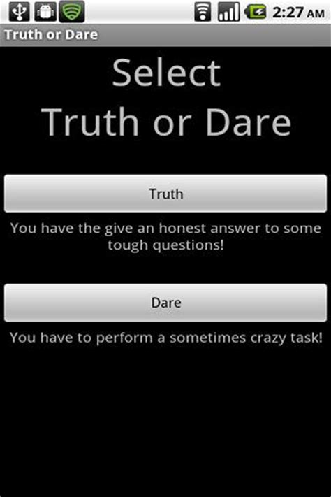 truth or dare for android free download and software