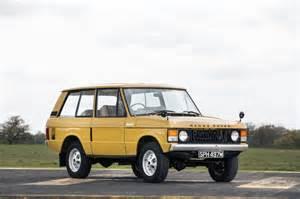 range rover classic two door