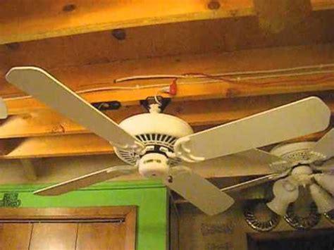 casablanca panama ceiling fan casablanca panama ii ceiling fans youtube