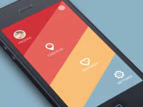 Best Home Design App 2015 by Top App Design Trends 2015 16 Visual Elements For Great Ui