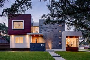 contemporary homes modern home tour opens doors on seven fab contemporary residences culturemap houston