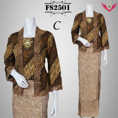 Batik Indah Bordir berkelas dan bersahaja dengan baju batik fika shop
