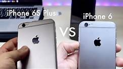 iPhone 6 Vs iPhone 6S Plus In 2018! (Comparison)