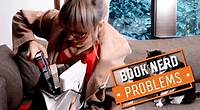 Book Nerd Problems | Deciding Between a Bag or Your Books