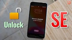 How to Unlock iPhone SE (2020) without Passcode or iTunes