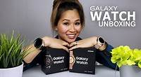 Samsung Galaxy Watch Unboxing (42mm & 46mm)