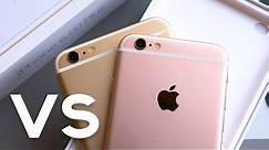 iPhone 6s vs iPhone 6 - Comparison!