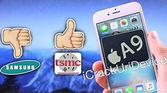 iPhone 6S Chipgate - Samsung vs TSMC: How to Find out Which A9!