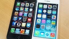 iPhone 5 vs iPhone 5S Comparison!