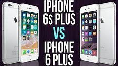 iPhone 6s Plus vs iPhone 6 Plus (Comparativo)