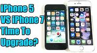 iPhone 5 vs iPhone 7: Time To Upgrade?