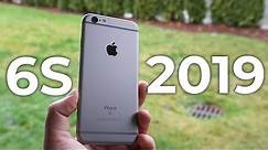iPhone 6S in 2019 - worth buying? (Review)