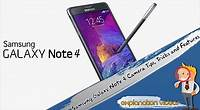Samsung Galaxy Note 4 Camera Tips, Tricks and Features