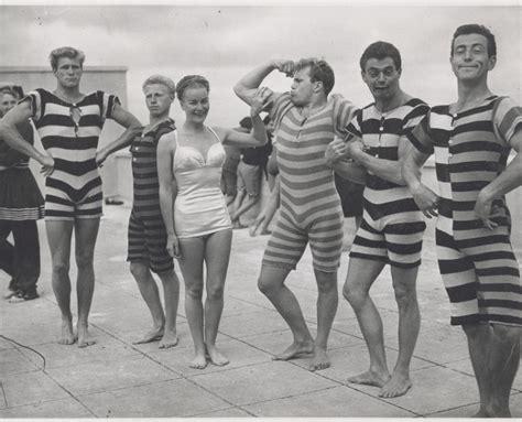 1940S Mens Swimwear