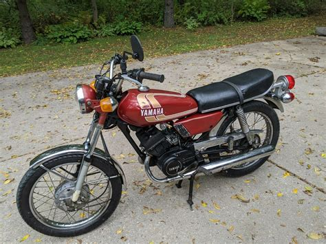 1975 Yamaha RD 125 Parts