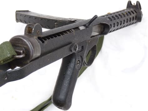 9Mm Submachine Gun Folding Stock