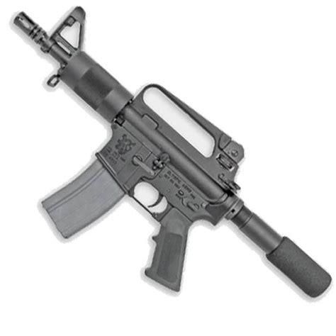 AR-15 No Stock
