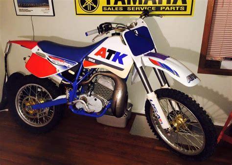 ATK Dirt Bikes
