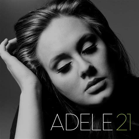 Adele Album Cover