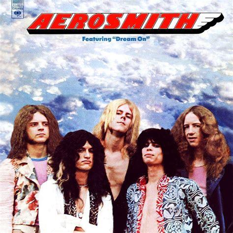 Aerosmith Albums Name of the 1970s