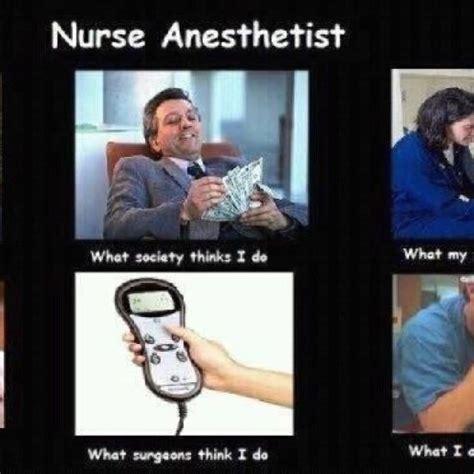 Anesthetist Nurse Meme