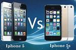 Apple iPhone 5 vs 5S