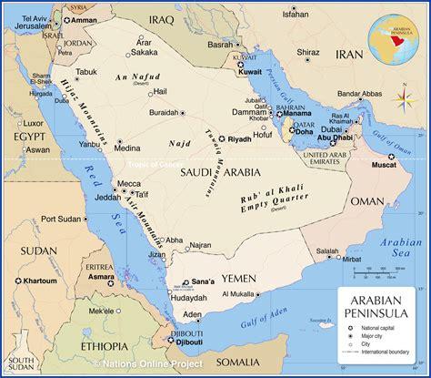 Arabia Peninsula