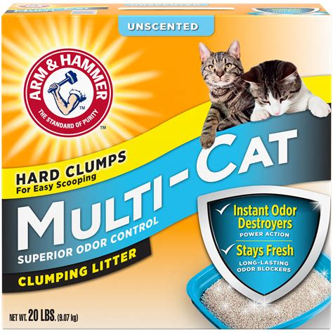 Arm and Hammer Cat Litter