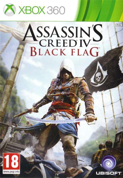 Assassin's Creed 4 Box Xbox 360