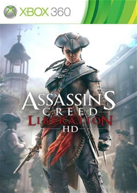 Assassin's Creed Liberation Xbox 360