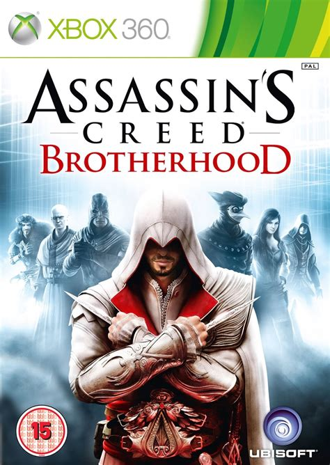 Assassin Creed Brother Hood Xbox 360 S