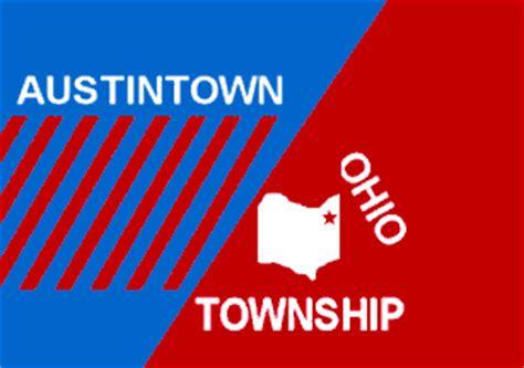 Austintown Ohio Flag