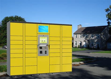 Automatic Locker
