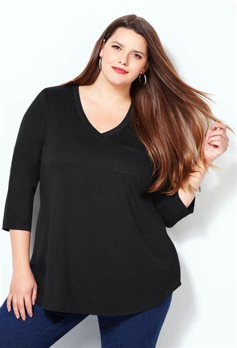 Avenue Plus Size Women's Clothes