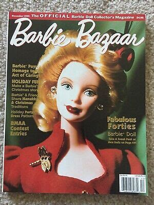Barbie Bazaar Magazine Subscription