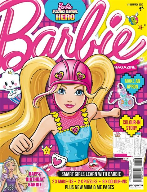 Barbie Magazine Maker
