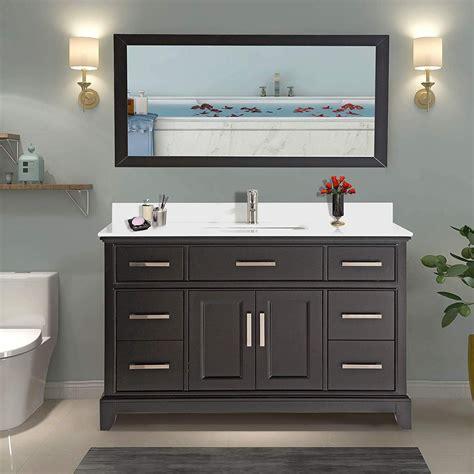 Bathroom Vanities and Cabinets