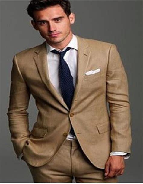 Beige Suits for Men