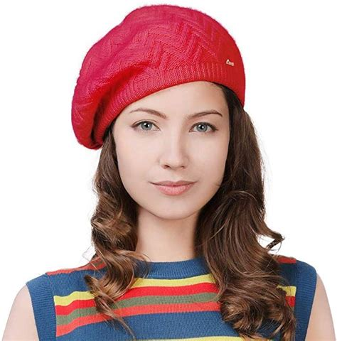 Beret Hat for Women Paris