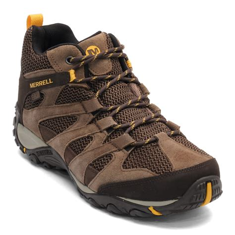 Boys Wide Hiking Boots