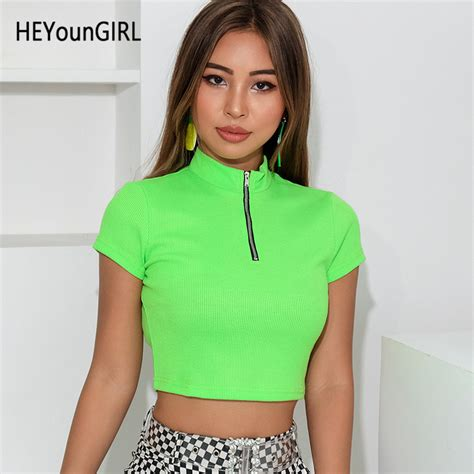 Bright Green Shirts for Women