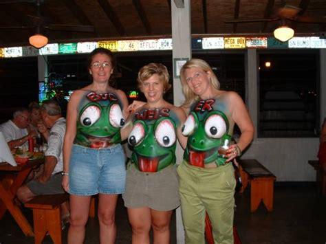 Budweiser Frog Girls