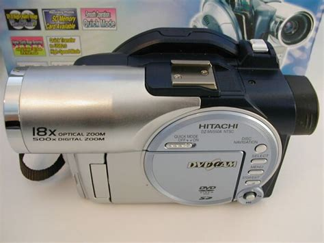 Camcorder Hitachi DZ-MV550A