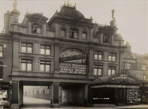 Camden Town London Victorian